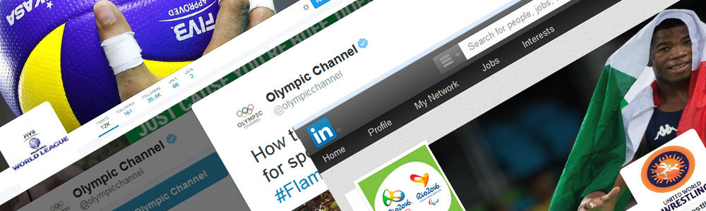 Sports Social Media